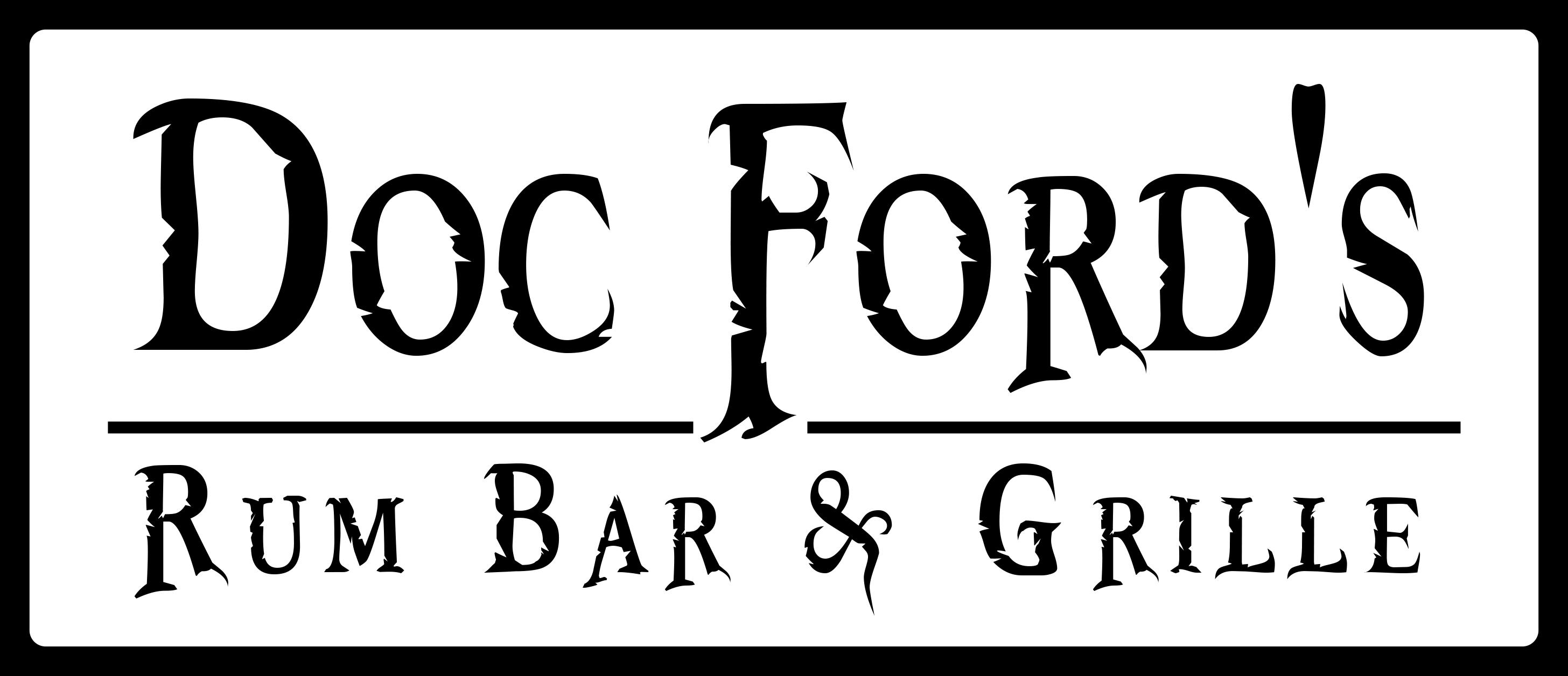 Doc Ford's Logo